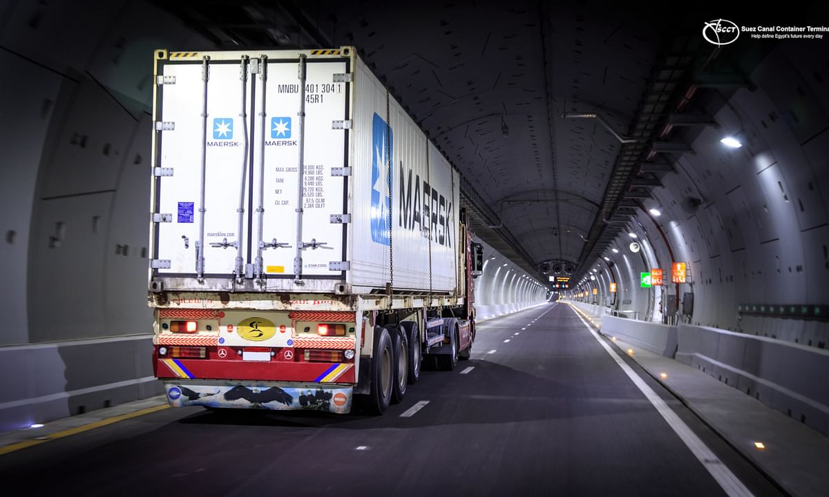 SCCT Opens One More  Tunnel to Speed Up  Logistics and Lower Costs