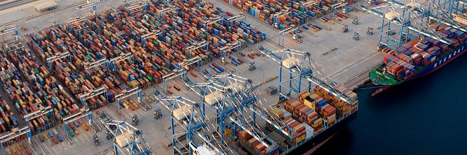 Abu Dhabi Ports Plans Billion Dollar Expansion at Khalifa Port