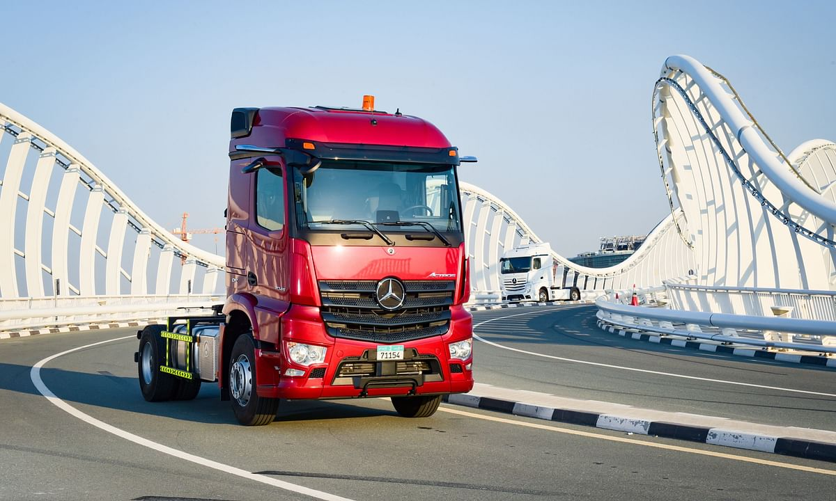 Watch: Mercedes-Benz and ESMA Shape the Future of Transportation