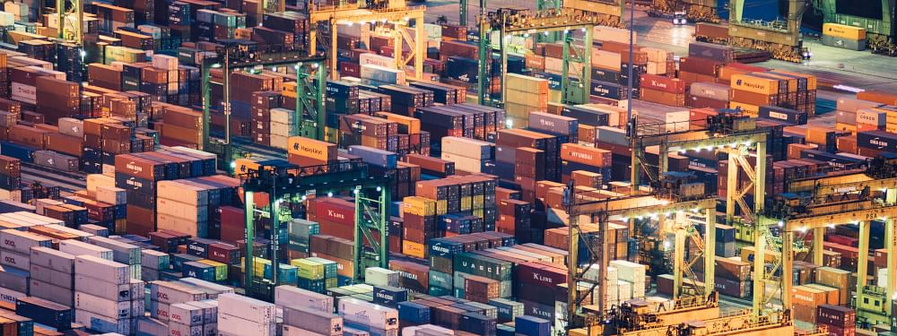 Chinese Ports Take Big Hit in Covid-19 Downturn