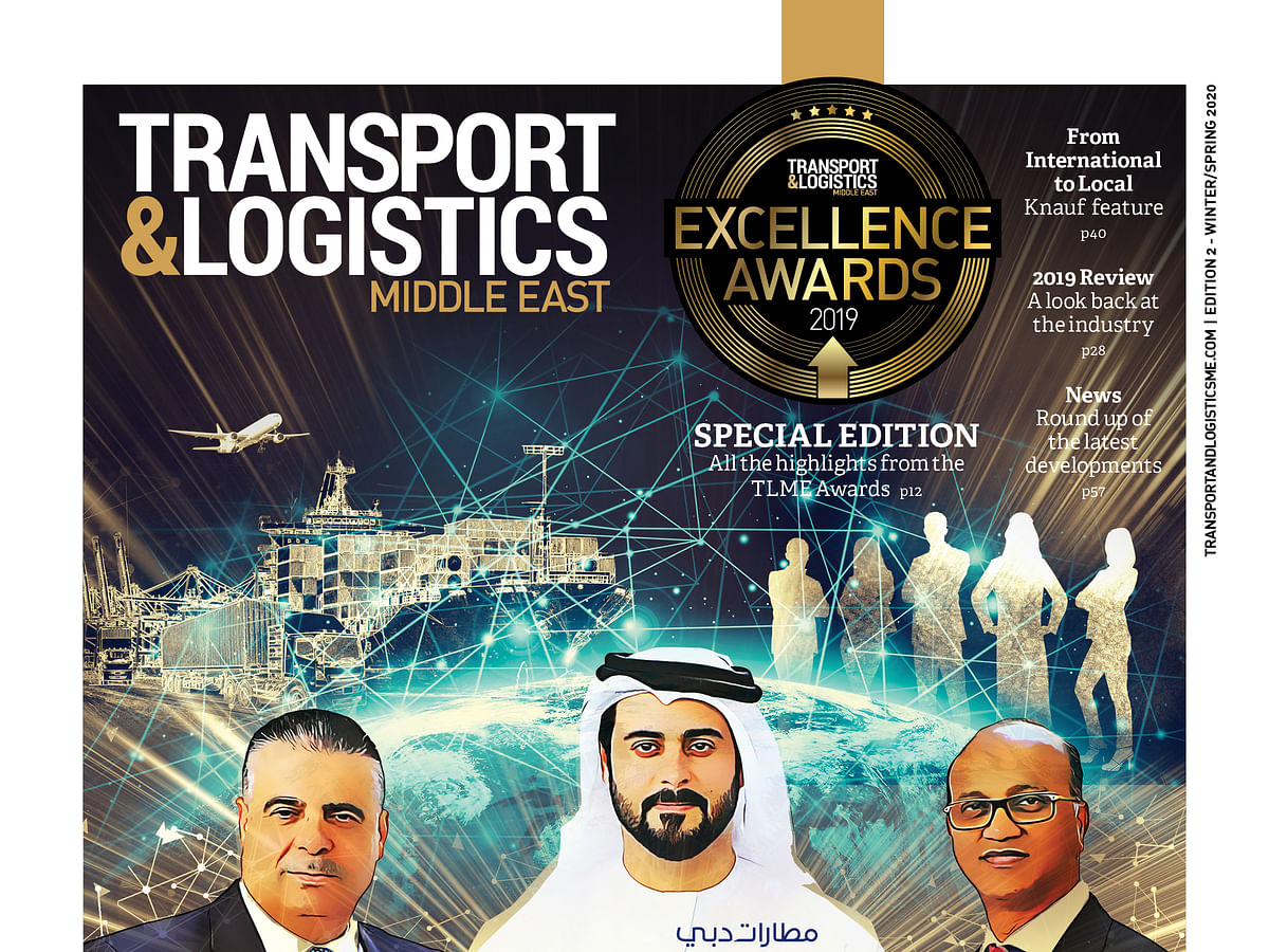 Transport & Logistics Middle East Magazine Special Issue