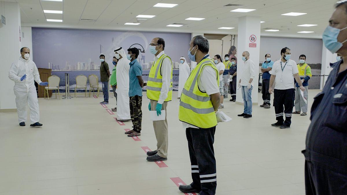 Abu Dhabi Ports Establishes COVID-19 Testing Facilities