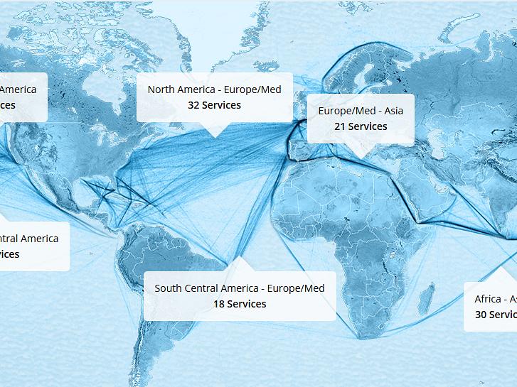 Kuehne + Nagel's Upgraded SeaExplorer App Keeps Supply Chains Moving