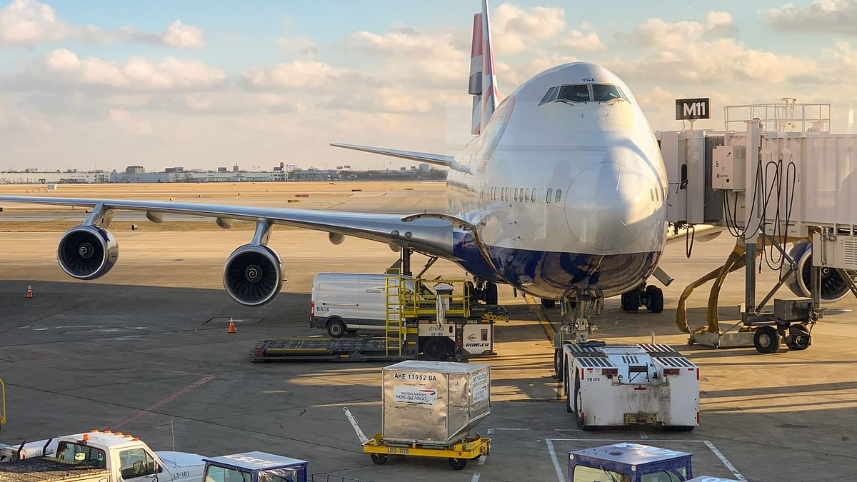 Airliners Turn to Cargo to Ease Virus Woes