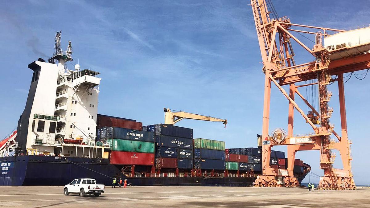 Yanbu Port Receives Maiden Call from CMA CGM JEDDEX Service