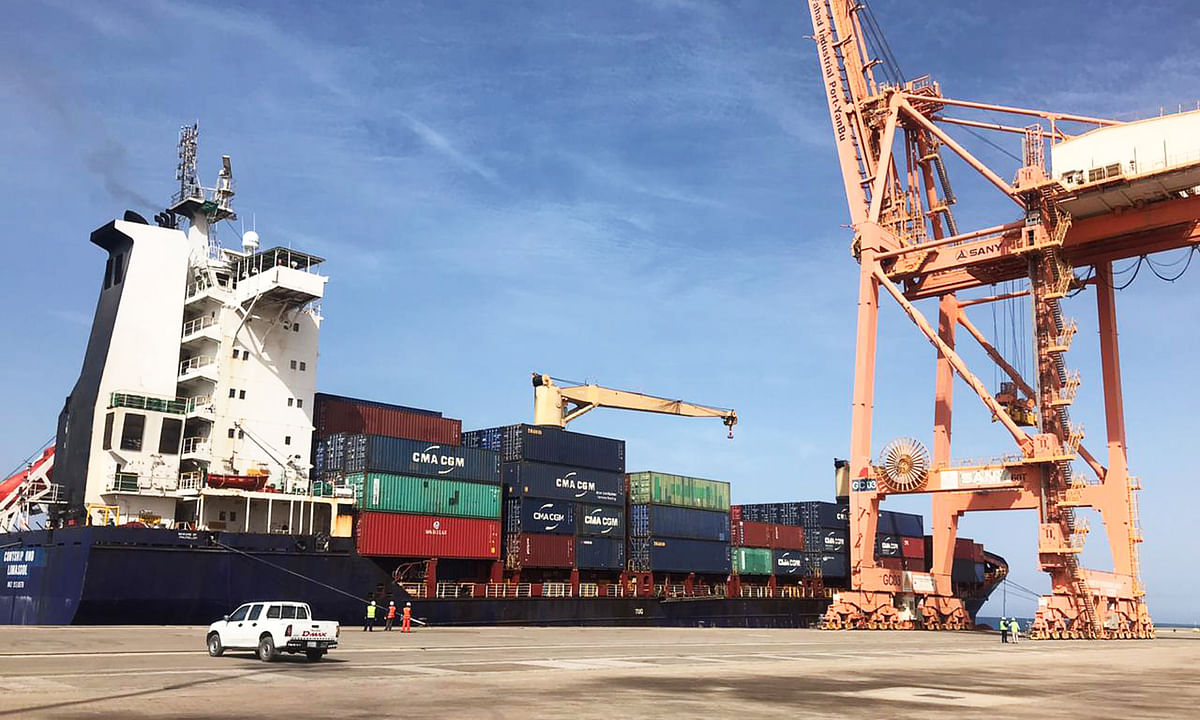 Yanbu Port Receives Maiden Call from CMA CGM JEDDEX Service