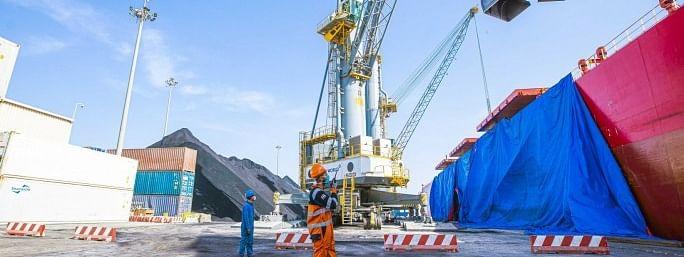 DP World Sokhna Operating at Unprecedented Levels
