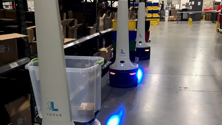 UPS Launches Smart Warehouse Technology