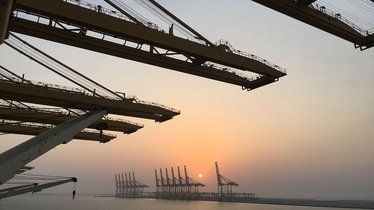 Jebel Ali Gets Big Boost in Uncertain Times