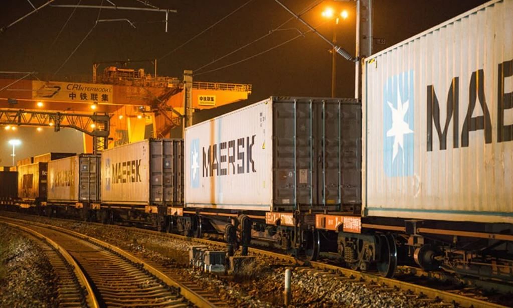 Maersk Offers Weekly Rail Service from China to Turkey