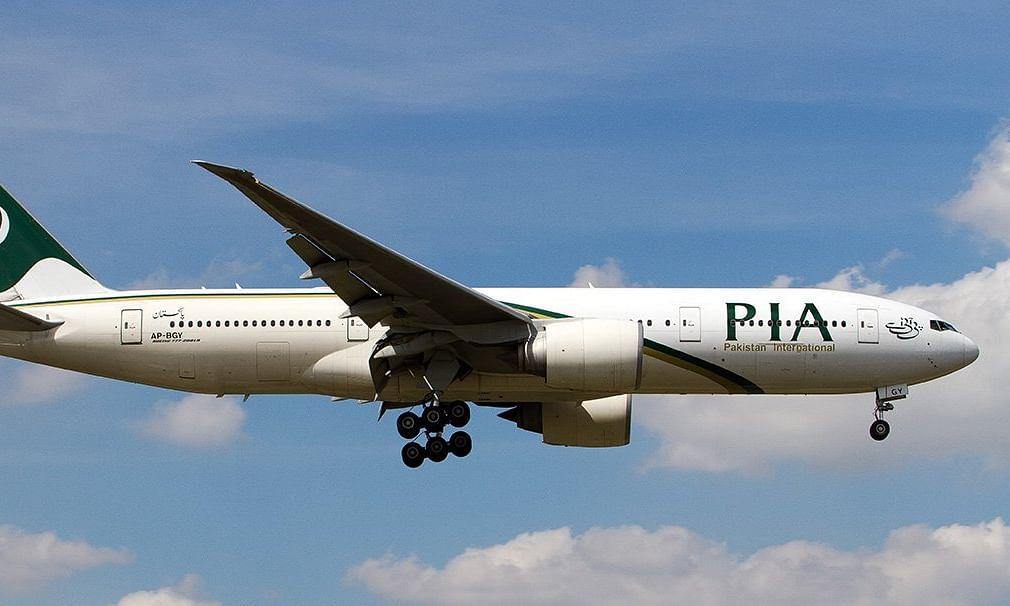 Pakistan International Airlines Flight Crashes outside Karachi Airport