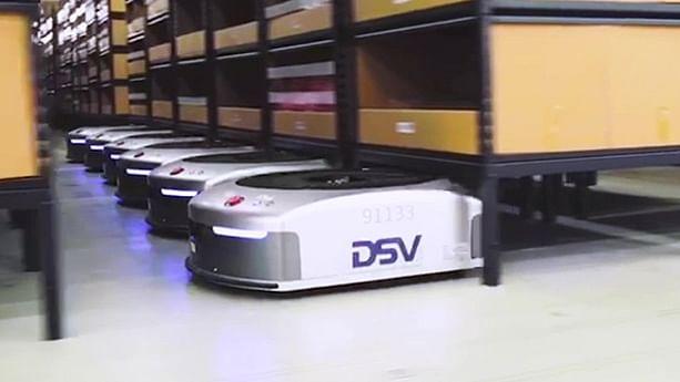 DSV Launches Enhanced e-Commerce Solutions