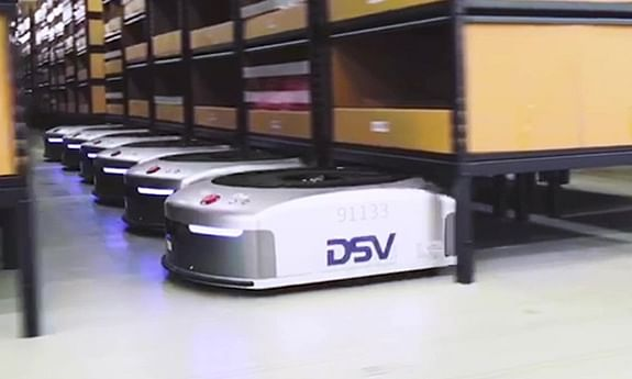 DSV Launches Enhanced e-Commerce Solutions