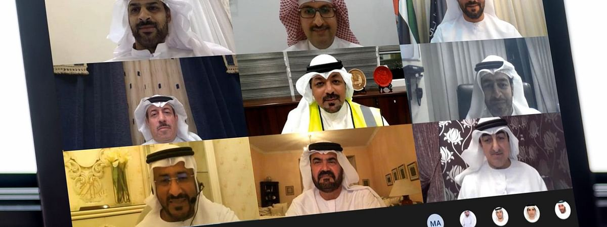 Abu Dhabi Ports Conducts Virtual Roundtable with GCC Port Operators