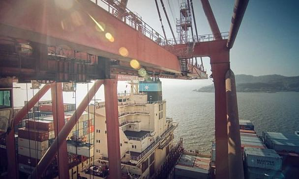 Maersk Makes a Strong Start to 2020