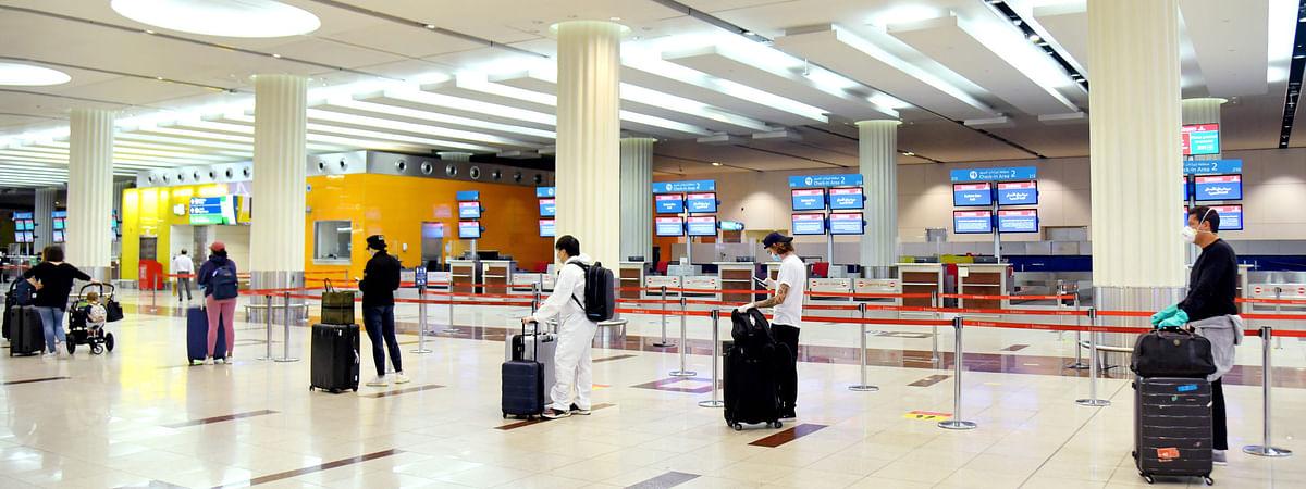 DXB's Terminal 3 Ready for Take Offs