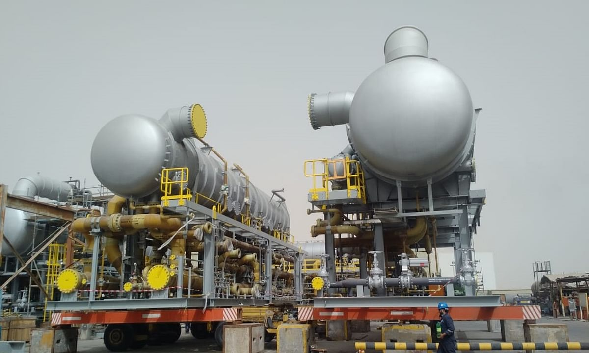 Almajdouie Successfully Delivers Outsized Saudi Project Cargo