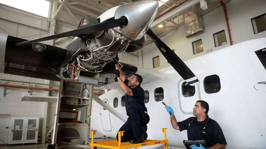Global Aerospace Logistics Partners with Etihad to Support Local Jobs