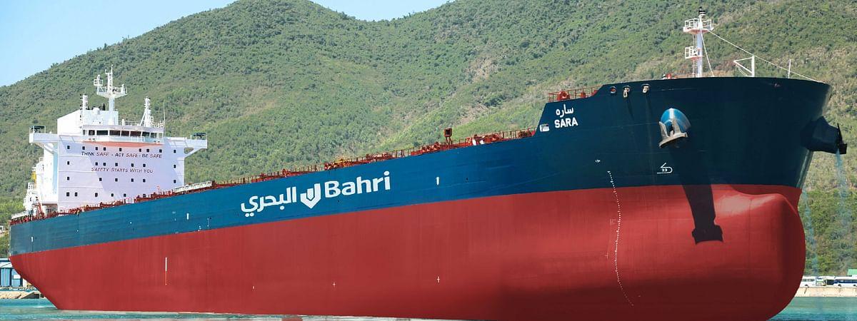 Bahri Adds New Dry-Bulk Carrier 'Sara' to its Fleet