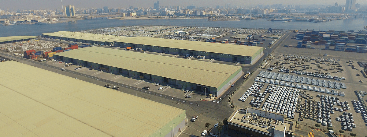LogiPoint Bonded Corridor Emerging as Logistics Hub