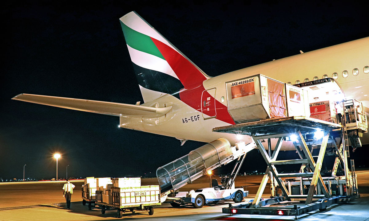 Emirates SkyCargo Announces Scheduled Flights from Colombo