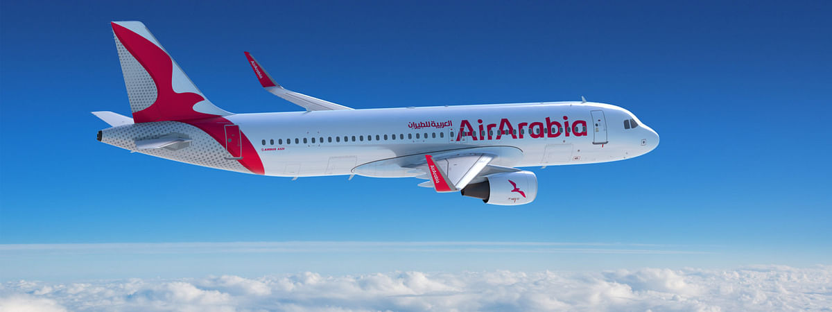 Air Arabia Sees Profits Decline 45% in First Quarter of 2020
