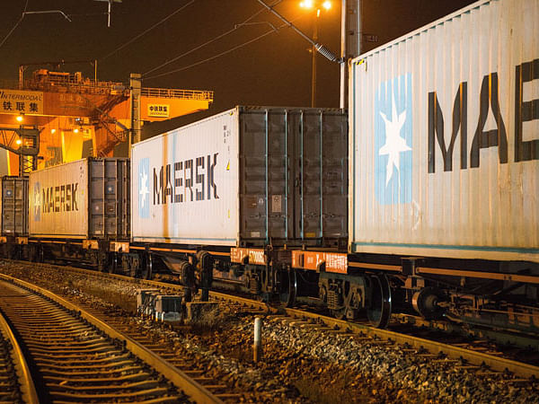 Maersk Launches New China-Turkey Rail Service