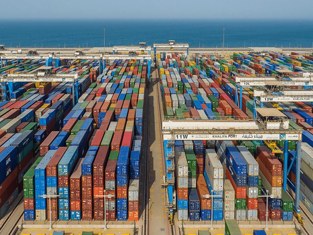 Abu Dhabi Ports Pens Major Covid Declaration