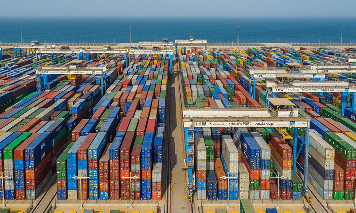 Abu Dhabi Ports Pens Major Covid Declaration