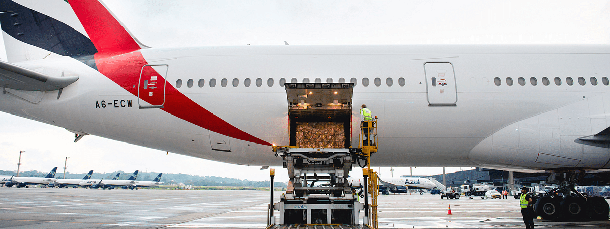 Emirates SkyCargo Firms Up  Connections to South America
