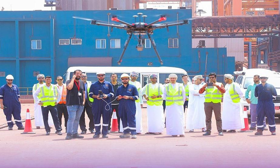 OLC Leading Digital Transformation of Logistics in Oman