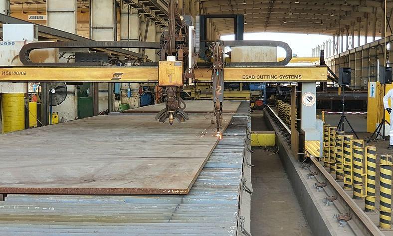 Drydocks World Begins Work on Third Windfarm Project for Petrofac