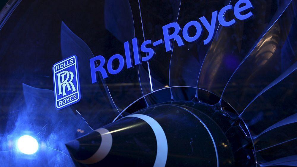 Rolls Royce Cuts Almost 9000 Jobs in Civil Aerospace Business