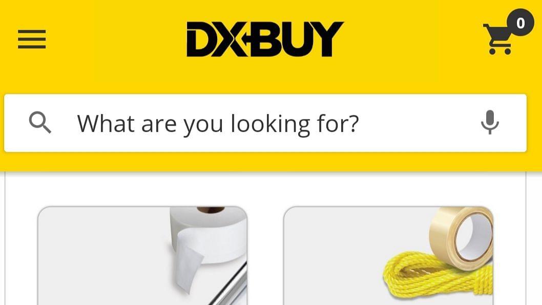 DXBUY: UAE's First B2B e-Commerce App
