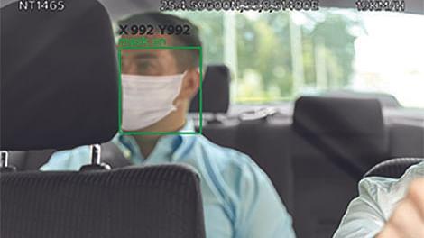 AI in Dubai Taxis to Curb Spread of Covid-19