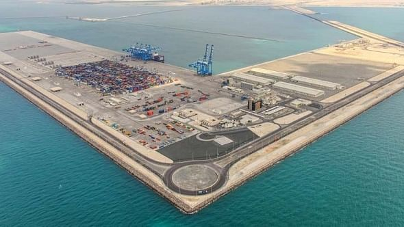 Abu Dhabi Ports Launches 'SAFEEN FEEDERS' Shipping Service
