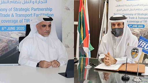 Abu Dhabi Terminals and ATCUAE Sign Deal to Boost Maritime Trade