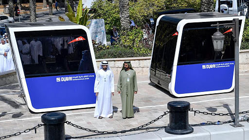 Dubai RTA Completes 80 Digital and 4th Industrial Revolution Projects