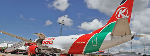 Sharjah Airport Welcomes Kenya Airways Cargo