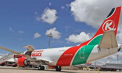 Sharjah Airport Welcomes Kenya Airways Cargo