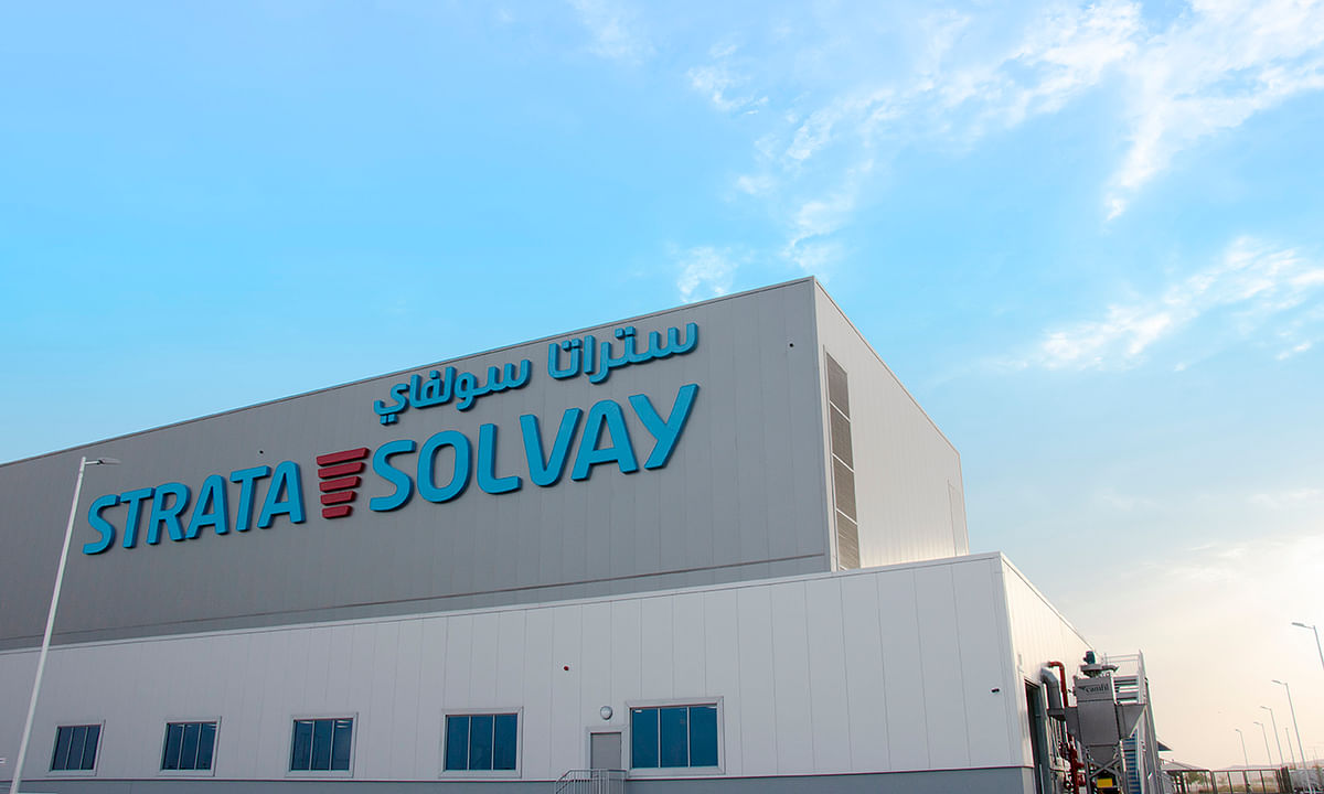Strata Completes Works on Hi-Tech Manufacturing Facility in Al Ain