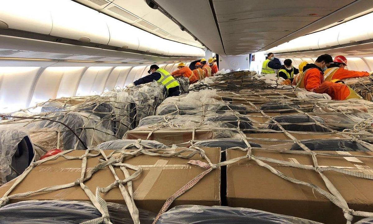 Air Cargo Capacity Dropping Faster than Demand