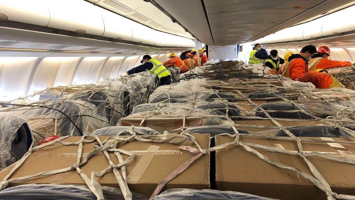 Air Cargo Capacity Dropping Faster than Demand