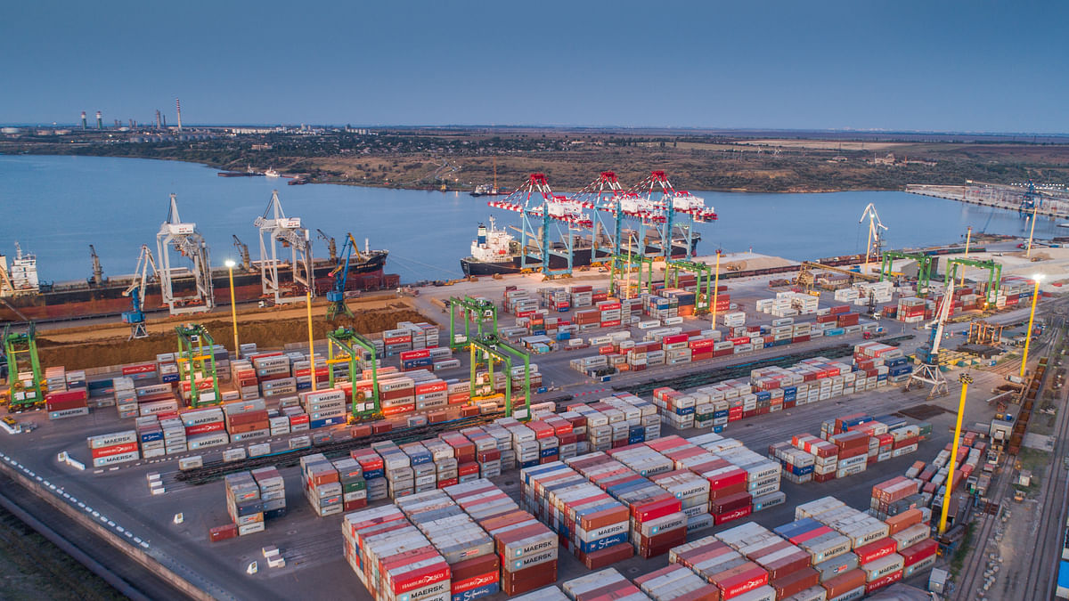 DP World Completes Acquisition of  Ukraine's TIS Container Terminal