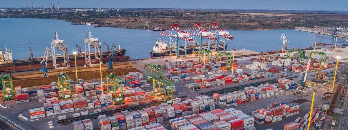 DP World Completes Acquisition of  Ukraine's TIS Container Terminal