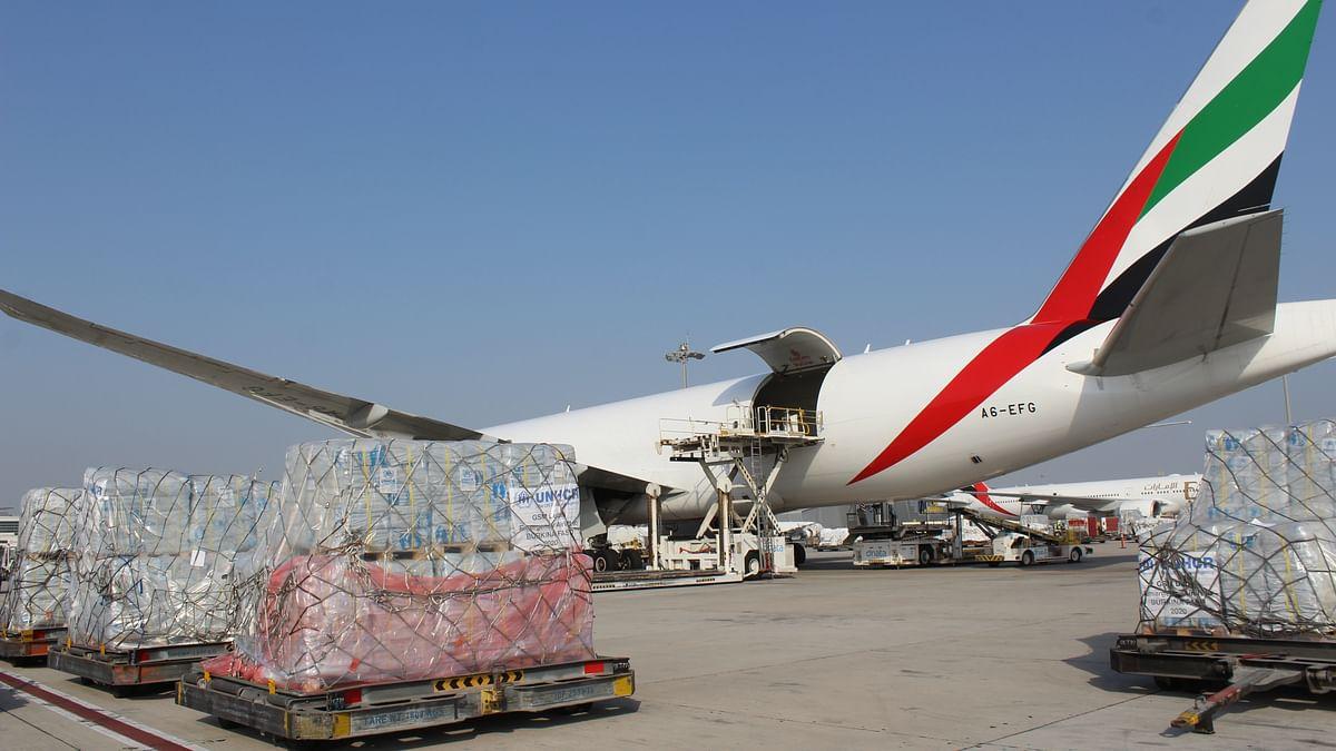 Emirates SkyCargo Delivers Aid Materials to Burkina Faso