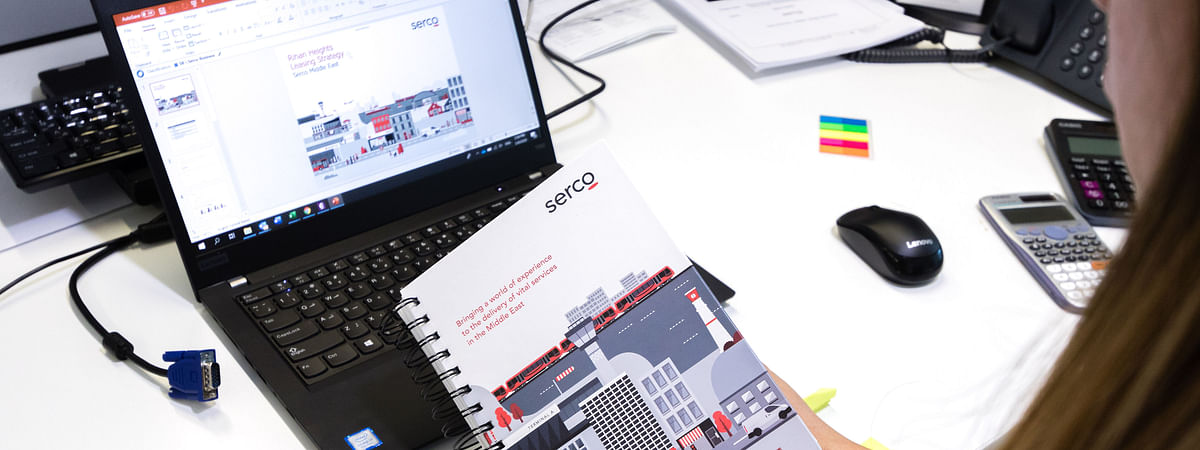 Serco Middle East Launches Graduate Programme for UAE's Class of 2020
