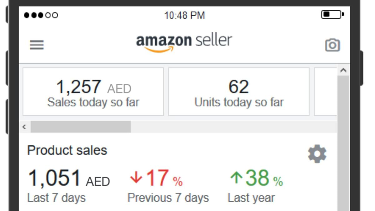 Amazon Seller Mobile App Aims to Boost Businesses in UAE