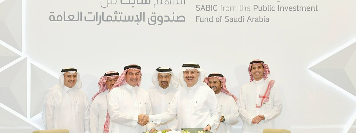 Saudi Aramco Completes Acquisition of 70% Stake in SABIC
