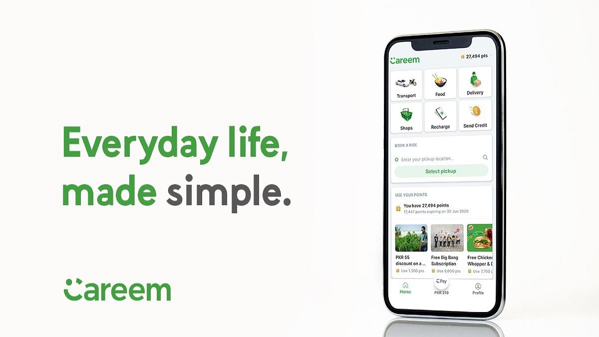 Careem Launches New Mobility Super App